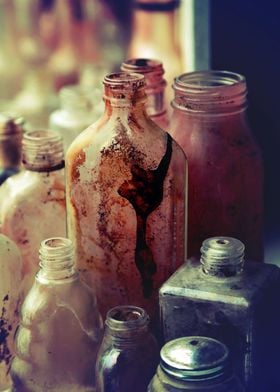 Deadly Potions...
