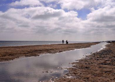 Winterton Beach, Norfolk, UK