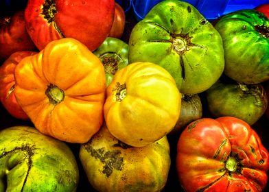 Heirloom Tomatoe Assormen