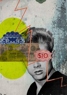 Public Figures Collection -- James Dean by Elo