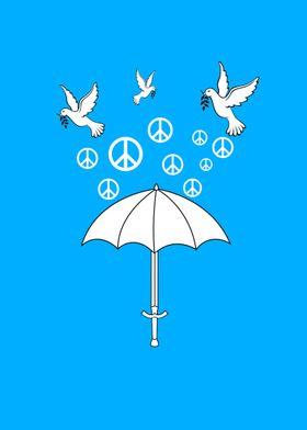 Peacebrella