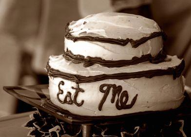 Alice's Eat Me Cake