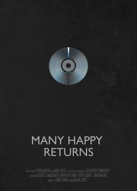SHERLOCK 3x0 - Many Happy Returns