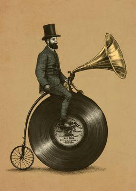 Music Man sepia option