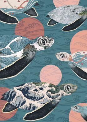 Sea Turtle Polka