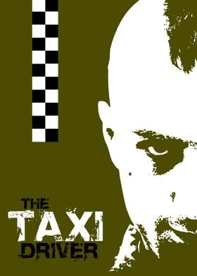 The Taxi Driver Movie Poster
