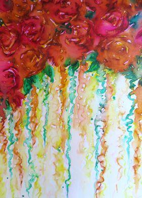 Petals on Parade - Tangerine