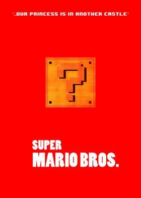 Minimal Mario