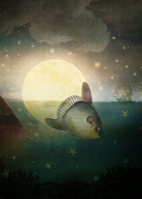 The Fish That Stole The Moon
