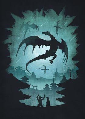 Imagine Dragons (Navy)