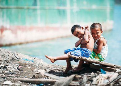 Kids of Tacloban