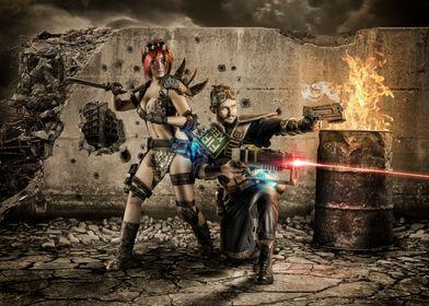 Wasteland Duel