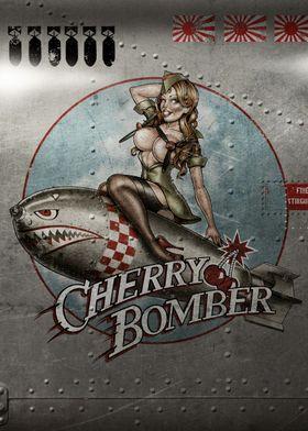 'Cherry Bomber'