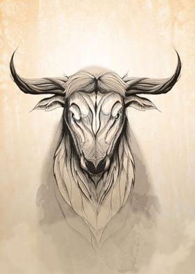 Deer Bull