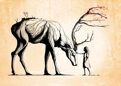 Knowing the Deer Tree