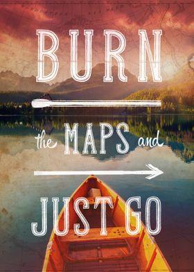 Burn the Maps 2