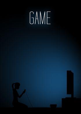 Girl Gamer - Game