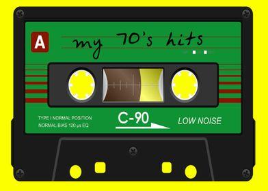 Audio K7