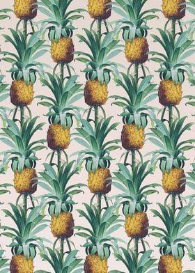 Pineapple Trellis