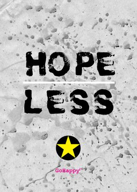 Hope - Less ... ore not