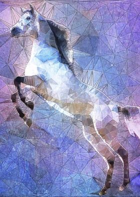 the rising horse