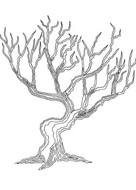 Tree 03, One Liner