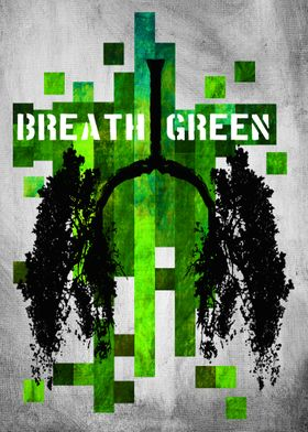 Breath Green