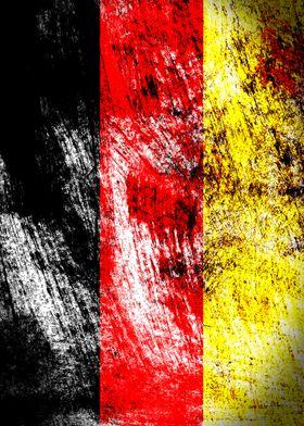 Die Bundesflagge