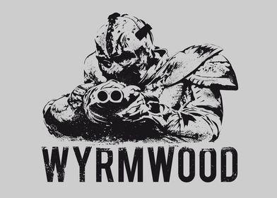 Barry from Wyrmwood . Aussie Zombie Film