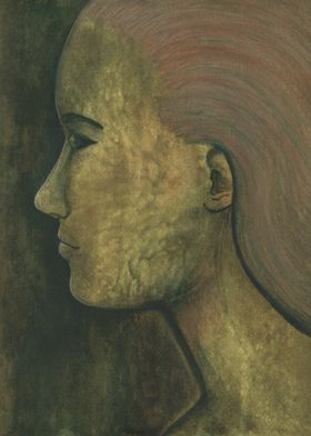 Reflecting3 Watercolor