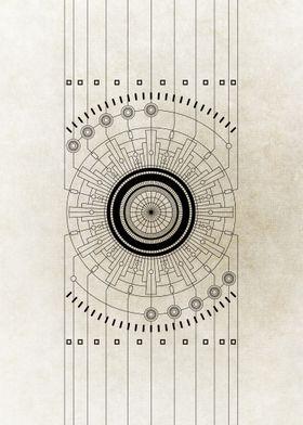 Geometric No.05