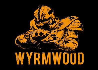 Wyrmwood T-shirt Artwork . An Aussie Zombie Film