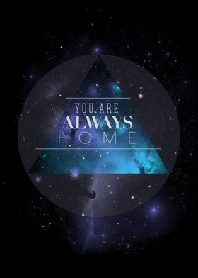 You Are Always Home