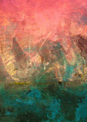 abstract print 2