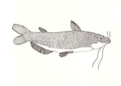 catfish, one liner