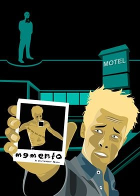 Memento by Christopher Nolan
