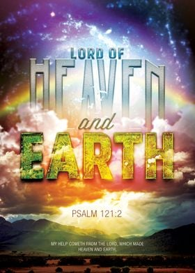 Lord of Heaven and Earth: Inspired by Psalm 121:2