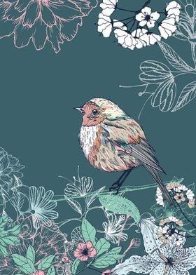 Bird In The Night