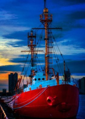 The Lightship Nantucket