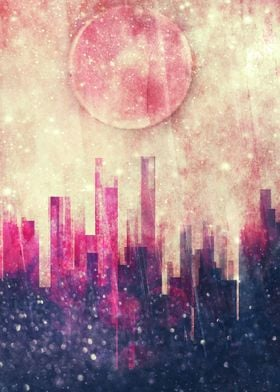 Mysterious city