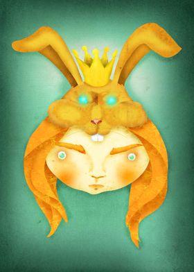 Diana and King Rabbit
