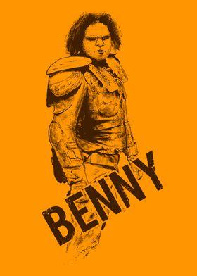 Benny . From Wyrmwood - An Aussie Independant Zombie Fi ...