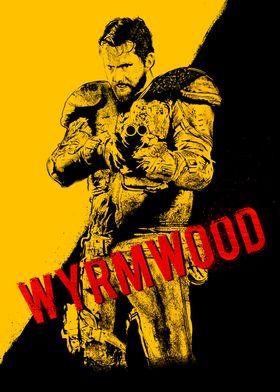 Barry in Bichro . Wyrmwood