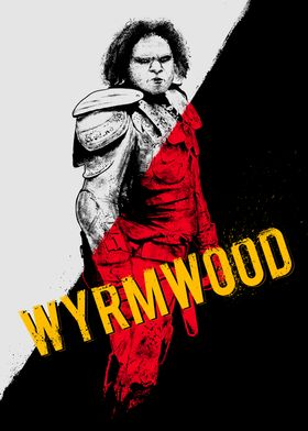 Benny in Bichro . Wyrmwood