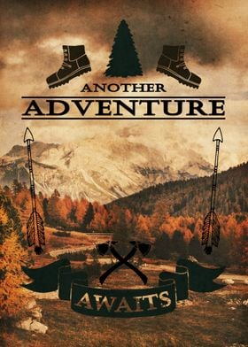 Another Adventure Awaits --- Part of the Adventures Ser ...