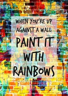 Paint It With Rainbows