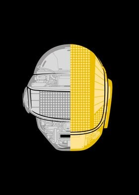 Daft Punk Anatomy