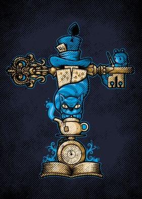 Wonderland Totem