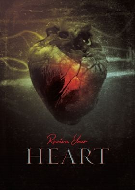 Revive your heart: inspired by the Book of Revelation
