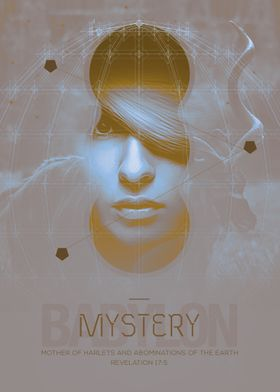 Mystery Babylon: Inspired by: King James Bible And upo ...
